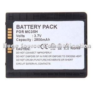 Symbol MC35 replacement battery (2800mAh) repair part