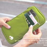 2013 Multi-purpose travel bag Handbag Functional pocket  12*25*2cm Free shipping