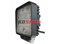 New 24W LED Working Lamp Spot beam 10-30V DC Aluminum for Vehicles (10061)