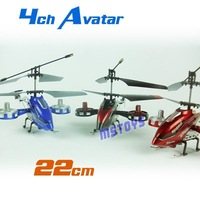 RC Avatar Helicopter RTF Free shipping 4ch