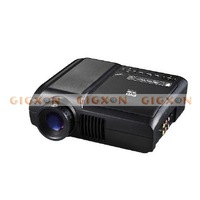 60 Lumen All In One Lcos LED Projector DVD Player Home Theater Portable DVD LED Projector Mini Projector