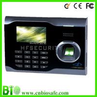 Biometric Time Recording/Staff Attendance Management with Standard Webserver HF-U160