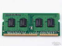 20pcs Free Shipment 4G DDRII RAM Memory DDR3 4gb 1333MHZ for Laptop 5 Years  Guarantee