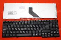 Russian RU Keyboard for Lenovo IdeaPad B550 B560 V560 G550 G550A G550M G550S G555 G555A G555AX Black laptop 25-008405