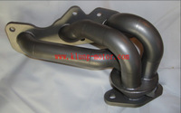 0.8L chery 800cc buggy engine manifold , stainless stell, exhaust pipe