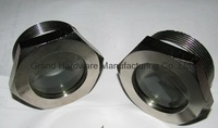 "G 1/2"" Fused sight glass/sight window"