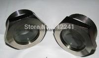 "G 1/2"" Fused sight glass/sight window"