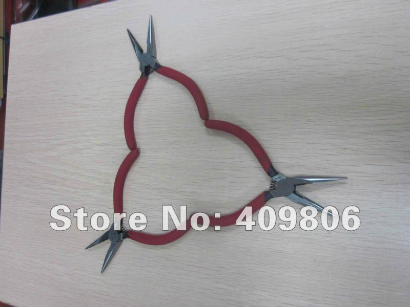 Free shipping wire & cable cutter pliers wide varieties of professional micro long nose pliers diagonal pincers(China (Mainland))