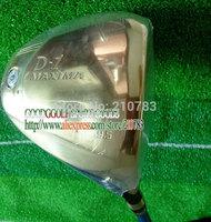 NEW Golf Clubs driver KATANA VOLTIO Hi II golf driver 9.or 10. loft,graphite/Stiff/shaft Club With headcovers  Free shipping,