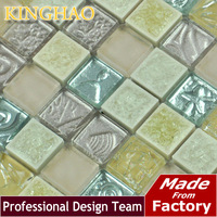 [KINGHAO] Supply Mosaic Wholesale Glass mosaic Wall tile K00245