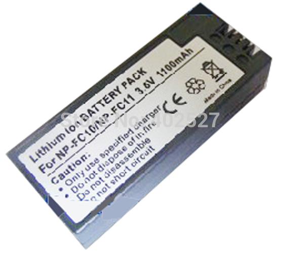 Аккумулятор для фотокамеры OTHER 10PCS/LOT Sony np/fc11 np/fc10 dsc/v1 2 p3/p5 1400mah camera battery for sony np bg1 np fg1 dsc h3 dsc w70 bc csge bc csgd w30