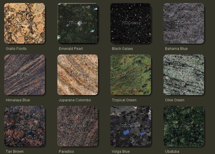 High Cost Performance Granite Stone Slab For Pavings Tiles