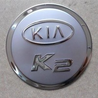 free shipping KIA RIO oil tank cover fuel tank cover car accessories for K2