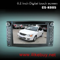 CS-K005 SPECIAL CAR DVD WITH GPS FOR KIA CERATO 2003-2009 (parts countries 2003-2012)