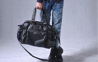 Free shipping!2012 NEW MEN Casule fashion handbag