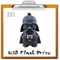 Master Yoda USB Flash Drive Star Wars Funny Memory Stick 30pcs/lot  4gb 8gb 16gb
