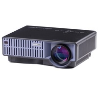 Perfect Home Theater 720p LED Projector 2800 Lumens,720P,1920X1080P Support By USB,free shipping PLED-86