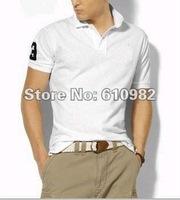 """Leisure Men's T-shirts Cotton Short Sleeve Sport design SIZE S M L XL XXL """"3"""""""