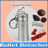 Mini Strong Bullet  Detacher  magnetic detacher EAS Tag Remover for stoplocks 5000gs