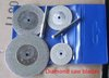 4xDiamond saw blades for diy Dremel Cutting 4pc Rotary Power Tools Kit dremel tools bits(China (Mainland))