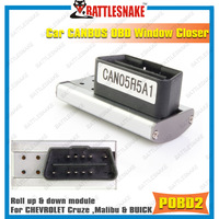 CANBUS OBD car window closer For CHEVROLET Cruze/Malibu BUICK/new Lacross after2009,new Regal after2009, GT/XT,GL8 original car