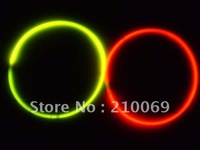 Direct manufacturers 22 inch glow necklace 5*580mm
