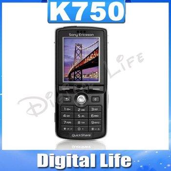 Sony Ericsson K750 K750i Original Unlocked Cell Phone GSM Tri-Band 2MP Camera Bluetooth FM Radio  JAVA