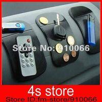Hot selling 20pcs/lot Wholesale Magic Non slip pad anti slip mat Car Anti slip Pad Washable Durable Use