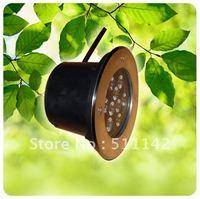 Hot led underground light 9W,  led buried lamp, 45MIU Epistar chip,CRI >75, outdoor lighting,led paving stone lights