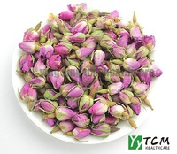 Wholesale and retail Rose bud Fragrant Flower Tea for beauty skin 50g/can,women beauty