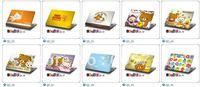 Wholesale laptop skin,laptop cover,20pcs/lot,free shipping,multi models choice,football cartoon,military plane model