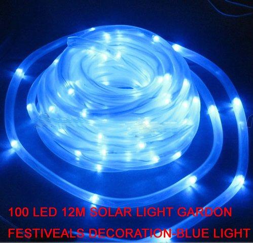 Solar-Rope-LIGHT-100-LED-12M-BLUE-String-swimming-pool-aquarium-festivals-wedding-background ...