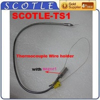 Freeshipping SCOTLE-TS1 Omega K -Type Magnet TC Thermocouple Wire Holder Jig  for Achi ir-pro-sc Ly ir9000 HT-r390
