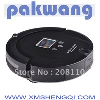 (For Russian Buyer Only) Vacuum Cleaner (Sweep,Vacuum, Mop, Sterilize)LCD,Touch Button