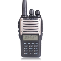 Long distance walkie talkie Mstar M-UV2 with FM function