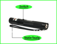 Free Shipping! 303 Starlight  100MW 1000m 532nm Adjustable Zoom Green Laser Pointer Lighting Matches