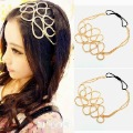 Min Order Is $15(mixed order)!Gold Hairbands,Fashion,Free Shipping  Wholesale