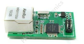 free shipping,  WIZnet W5100 Ethernet Module SPI Ethernet module