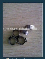single ear hose clamp