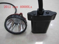 2012 new 5W cree LED 40000Lx IP67 free shipping LED hunter light headlamp hunter lamp