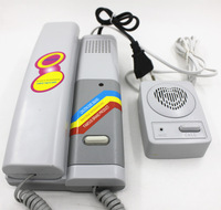Cheapest online product free shipping wired audio door phone Battery and Power supply