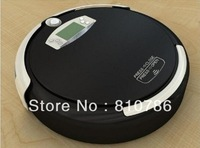Good New!!! More 1pc Side Brush and more 1pc Mop Free For 2500MAH Battery Intelligent Home Robot Vacuum Cleaner With UV light