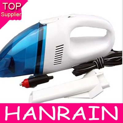 Hot sale 1pcs/lot DC 12V 60W Handheld Vacuum High-Power portable mini Car cleaner for all car