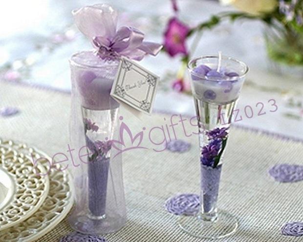 Candle Lavender Wedding Favor Wedding Gift Wedding Souvenir