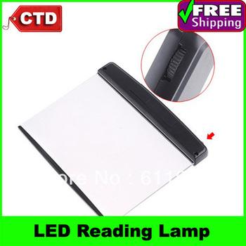 LED Light Read Panel Book Reading Lamp, Book Light Panel