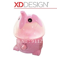 Ultrasonic Humidifier, Cute Carton Appearance [pink Elephant], fog maker, moist frarance diffuser, Air Purifiers, home appliance