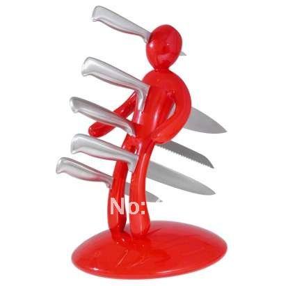 Креативная подставка для ножей