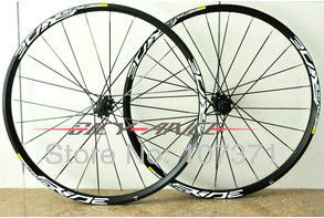New 2011 Mavic CROSS RIDE 26&quot; Mountain bicycle wheelset QRM hub FTS-L free-wheel body bike wheelset 24 holes Free shipping(China (Mainland))