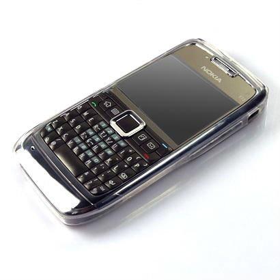 Silicon Nokia E71 Protector For Nokia E71