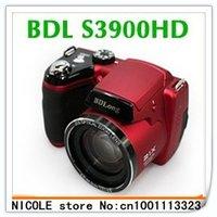 Free Shipping SLR digital camera S3900HD 16.0MP CMOS 21x optical zoom 5x digital zoom Telephoto Digital Camera SLR cheap S3900HD